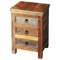 Butler Specialty Furniture   Arya Rustic Accent Chest   Bs1837290