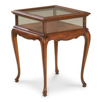 Butler Specialty Furniture | Burton Plantation Cherry Curio Table | Bs1484024