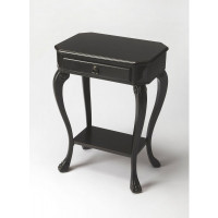 Butler Specialty Furniture | Channing Black Licorice Console Table | Bs5021111
