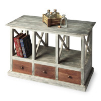 Butler Specialty Furniture | Whitaker Gray Console Table | Bs2369290