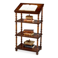 Butler Specialty Furniture | Alden Plantation Cherry Library Stand | Bs1512024
