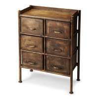 Butler Specialty Furniture | Cameron Industrial Chic Drawer Chest | Bs3368025
