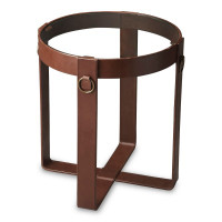 Butler Specialty Furniture |  Leather Lamp Table | Bs1158260