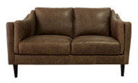Luke Leather | Ava Loveseat LLAvaloveaseat