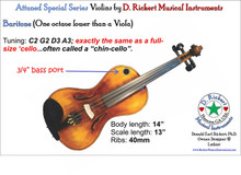 Attuned Special Series: Baritone (Chin Cello)