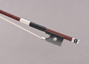 Georg Werner Master Violin Bow: Pernambuco, Silver, Parisian Eye, Octagonal Shaft, Germany