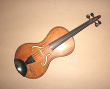 Octave Violin, Rickert-Fiddarci, W.S. Mount Model