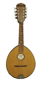 Flat-Top Flatiron-Style Mandolin by Don Rickert Design
