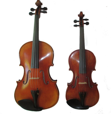 Octave Viola by D. Rickert Musical Instruments 1