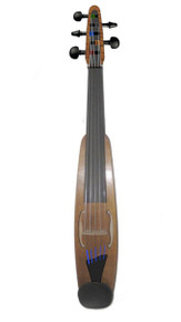 New Custom Deep Body Violin - Viola II by D. Rickert Musical Instruments (Don Rickert Musician Shop) shown in 5-string configuration 1