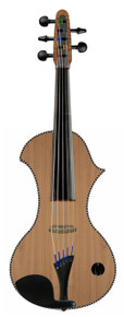 D. Rickert FX-2 Venetian Series Flat Top Deluxe Electric Violin