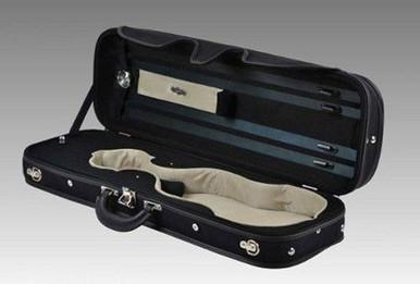Negri Monaco Violin Case, 4/4 beige