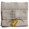 Linoto organic Linen Sheet set made from GOTS certified organic Belgian linen. Made in USA by Linoto.