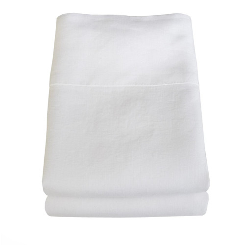 Belgian eco linen natural pillow cases