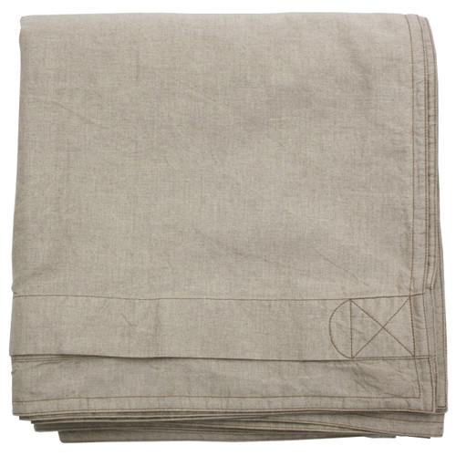 Linoto Natural Belgian Linen Duvet Cover