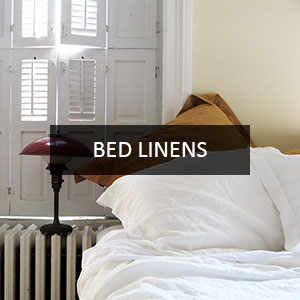Pure Linen Bed Sheets | Linoto Linen