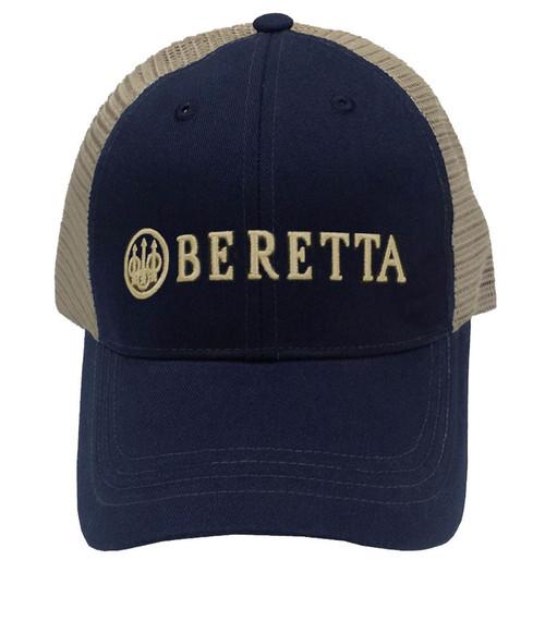 Beretta LP Trucker Cap-Navy
