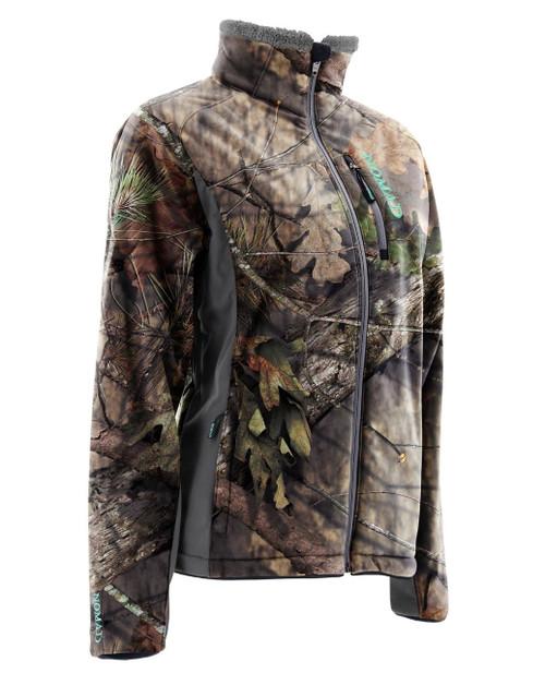 NOMAD Women's Harvester FZ Jacket