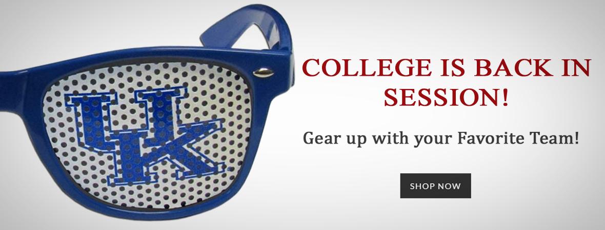 NCAA College Memorabilia