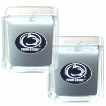 Penn State Nittany Lions Vanilla Candle Set NCCA College Sports C2CD27