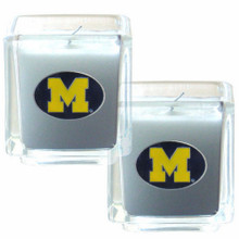 Nevada Wolfpack Vanilla Candle Set NCCA College Sports C2CD36