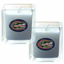 Florida Gators Vanilla Candle Set NCCA College Sports C2CD4