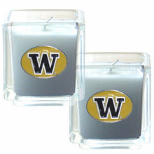 Washington Huskies Vanilla Candle Set NCCA College Sports C2CD49