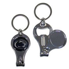 Penn State Nittany Lions 3 in 1 Keychain NCCA College Sports C3KC27