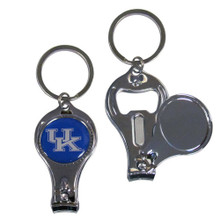 Kentucky Wildcats 3 in 1 Keychain NCCA College Sports C3KC35