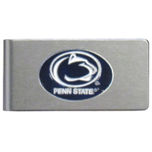 Penn State Nittany Lions Brushed Money Clip NCCA College Sports CBMC27