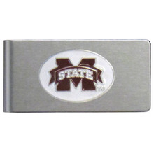 Mississippi State Bulldogs Brushed Money Clip NCCA College Sports CBMC45