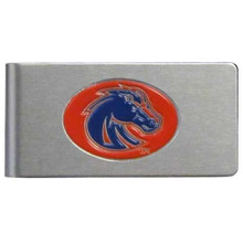 Boise State Broncos Brushed Money Clip NCCA College Sports CBMC73