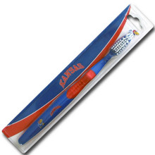 Kansas Jayhawks Toothbrush NCCA College Sports CBR21