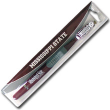 Mississippi State Bulldogs Toothbrush NCCA College Sports CBR45