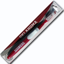 Oklahoma Sooners Toothbrush NCCA College Sports CBR48