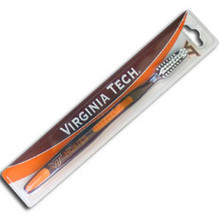 Virginia Tech Hokies Toothbrush NCCA College Sports CBR61