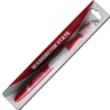 Washington State Cougars Toothbrush NCCA College Sports CBR71