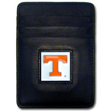 Tennessee Volunteers Leather Money Clip Card Holder Wallet NCCA College Sports CCH25