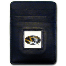 Missouri Tigers Leather Money Clip Card Holder Wallet NCCA College Sports CCH67
