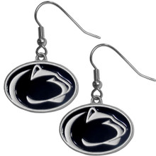 Penn State Nittany Lions Dangle Earrings NCCA College Sports CDE27