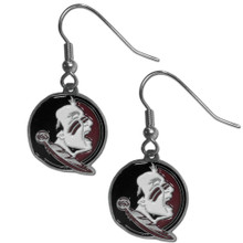 Florida State Seminoles Dangle Earrings NCCA College Sports CDE7