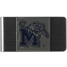 Memphis Tigers Logo Money Clip NCCA College Sports CMCL103