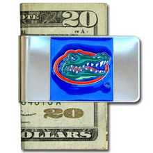Florida Gators Logo Money Clip NCCA College Sports CMCL4