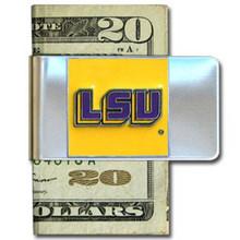 LSU Tigers Logo Money Clip NCCA College Sports CMCL43