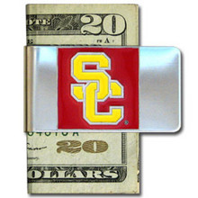 USC Trojans Logo Money Clip NCCA College Sports CMCL53