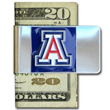 Arizona Wildcats Logo Money Clip NCCA College Sports CMCL54