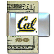 Cal Berkeley Bears Logo Money Clip NCCA College Sports CMCL56