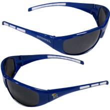 Kansas Jayhawks Wrap Sunglasses NCCA College Sports 2CSG21