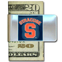 Syracuse Orange Logo Money Clip NCCA College Sports CMCL62