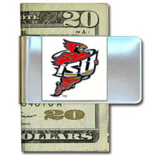 Iowa State Cyclones Logo Money Clip NCCA College Sports CMCL83
